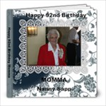 Nanny - 8x8 Photo Book (20 pages)