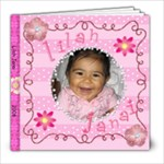 Lilah Janai - 8x8 Photo Book (30 pages)