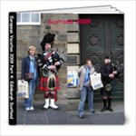 Scotland 2009 - 8x8 Photo Book (20 pages)