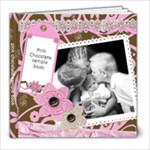 pink chocolate quick page book-copy me - 8x8 Photo Book (20 pages)