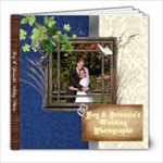 roy and jerusala s wedding photos - 8x8 Photo Book (20 pages)