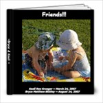 Keali birthday gift 2010 - 8x8 Photo Book (39 pages)