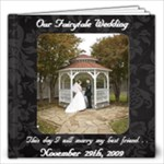Our Wonderful Wedding Album Finshed - 12x12 Photo Book (80 pages)