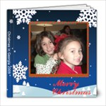 Christmas in Georgia 2009 - 8x8 Photo Book (20 pages)