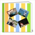 M - 8x8 Photo Book (20 pages)