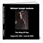 Michael - 8x8 Photo Book (60 pages)