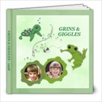 Grins & Giggles 1 - 8x8 Photo Book (20 pages)