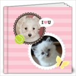 Cute Pets - 12x12 Photo Book (20 pages)