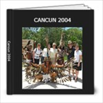 cancun - girls - 8x8 Photo Book (20 pages)