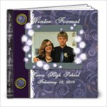 Karri s Winter Formal - 8x8 Photo Book (20 pages)