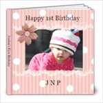 Jordan s Birthday 2 - 8x8 Photo Book (20 pages)