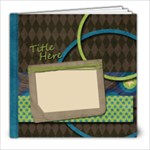 Nuts and Bolts - 8x8 Photo Book (20 pages)
