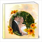 Flower idea of wedding - 8x8 Photo Book (20 pages)