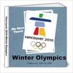 2010 Olympics - 8x8 Photo Book (20 pages)