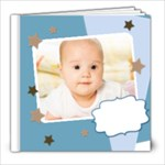 Funny baby  - 8x8 Photo Book (20 pages)