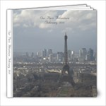 france - 8x8 Photo Book (30 pages)