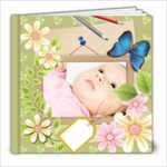 Flower Baby - 8x8 Photo Book (20 pages)