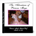 Princess Maya - 8x8 Photo Book (20 pages)