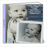 dad book to share - 8x8 Photo Book (20 pages)