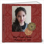 Shainas Bat mitzvah BOOK - 12x12 Photo Book (20 pages)