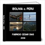 Album Fabricio - 8x8 Photo Book (20 pages)