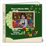 Alyssa s 4th Birthday - 8x8 Photo Book (20 pages)