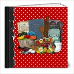 Stacy Recipe Book - 8x8 Photo Book (20 pages)