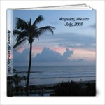 Acapulco - 8x8 Photo Book (20 pages)