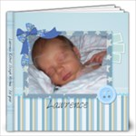 Lawrence 1 Year - 12x12 Photo Book (60 pages)