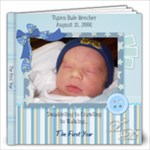 Tysen s baby book - 12x12 Photo Book (40 pages)