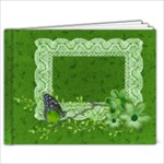 Going Green 9x7 book - 9x7 Photo Book (20 pages)