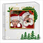 Keller Christmas - 8x8 Photo Book (20 pages)