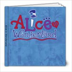 alice 8x8 - 8x8 Photo Book (20 pages)
