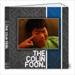 Colin - 8x8 Photo Book (20 pages)