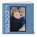 Rhonda - 8x8 Photo Book (39 pages)