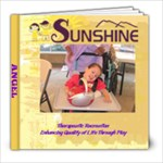 therapeutic activities - 8x8 Photo Book (20 pages)