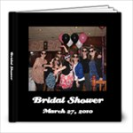 Bridal Shower - 8x8 Photo Book (30 pages)