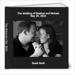 Guest Book1 - 8x8 Photo Book (30 pages)