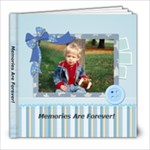 Zachary - 8x8 Photo Book (30 pages)