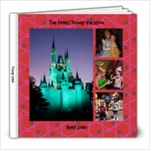 princess breakfast - 8x8 Photo Book (30 pages)
