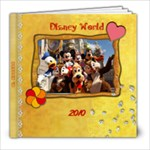 disney3 - 8x8 Photo Book (30 pages)