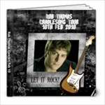 Rob Thomas - 8x8 Photo Book (20 pages)