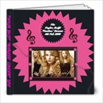 Taylor Swift Concert - 8x8 Photo Book (20 pages)