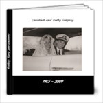Kathy-Larry Memories - 8x8 Photo Book (20 pages)
