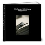 NB Engagement - 8x8 Photo Book (20 pages)