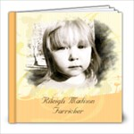 Rileigh Madison Farricker - 8x8 Photo Book (30 pages)