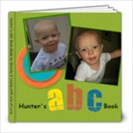 Hunters ABC Book  - 8x8 Photo Book (30 pages)