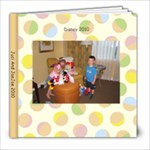 Disney 2010 - 8x8 Photo Book (20 pages)