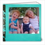 Hawaiian Summer 2009 - 8x8 Photo Book (20 pages)