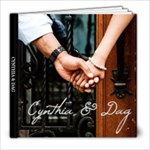 Cynthia&DAG - 8x8 Photo Book (20 pages)